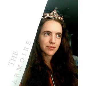 *Bronze Jeweled Crown*